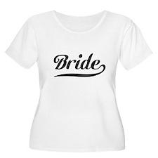 Bride Plus Size T-Shirt