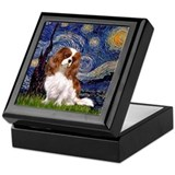 Starry Night Cavalier (2B) Keepsake Box