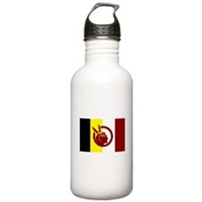 American Indian Moveme Water Bottle