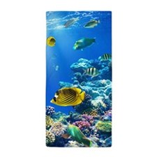 Sea Life Beach Towel
