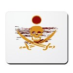 Pirate Sunset Mousepad