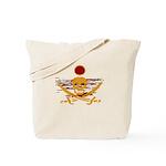 Pirate Sunset Tote Bag