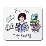 Fiction Mousepad