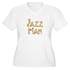 Jazz man sax saxophone T-Shirt