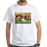 Angels & Cavalier White T-Shirt
