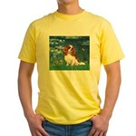 Lily Pond (#5) / Cavalier Yellow T-Shirt