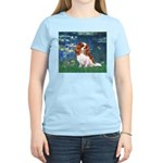 Lily Pond (#5) / Cavalier Women's Light T-Shirt