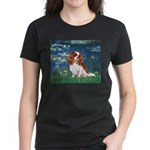 Lily Pond (#5) / Cavalier Women's Dark T-Shirt