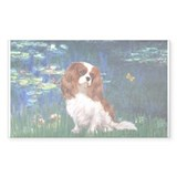 Lily Pond (#5) / Cavalier Decal