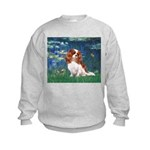 Lily Pond (#5) / Cavalier Kids Sweatshirt