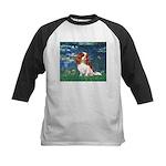 Lily Pond (#5) / Cavalier Kids Baseball Jersey