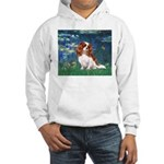 Lily Pond (#5) / Cavalier Hooded Sweatshirt