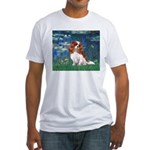 Lily Pond (#5) / Cavalier Fitted T-Shirt