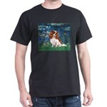 Lily Pond (#5) / Cavalier Dark T-Shirt