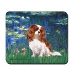 Lily Pond (#5) / Cavalier Mousepad