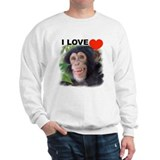 Unique Chimp Sweatshirt