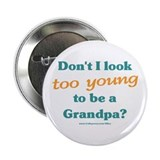 Young Grandpa Button