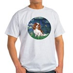 Lily Pond (#5) / Cavalier Light T-Shirt