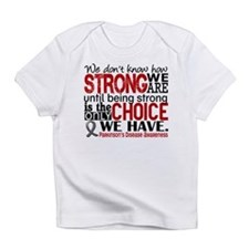 Parkinsons How Strong We Are Infant T-Shirt