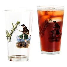 Cute Gordon Drinking Glass