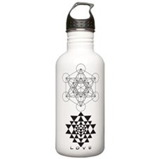 Loving Intent, Wholeness and Balance Water Bottle