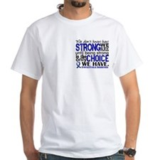 Syringomyelia how Strong We Are Shirt