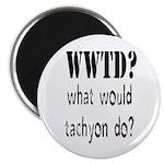 "WWTD 2.25"" Magnet (100 pack)"