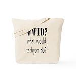 WWTD Tote Bag
