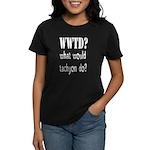 WWTD Women's Dark T-Shirt