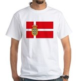 Denmark w/ Coat of Arms Shirt