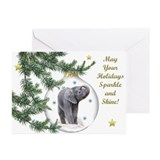 Hello greeting card Greeting Cards (10 Pack)