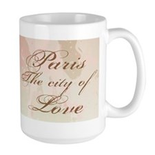 Paris - Eiffel Tower Mugs