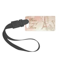 Paris - Eiffel Tower Luggage Tag