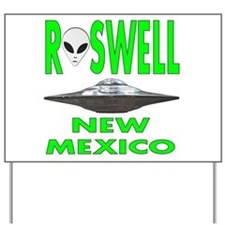 Roswell new mexico.png Yard Sign