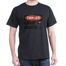 Danger Caustic Agnostic T-Shirt