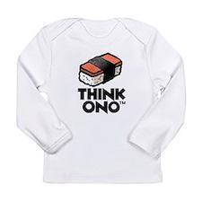 Think Ono Long Sleeve T-Shirt