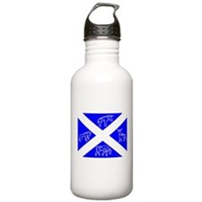 Pictish Scotland Flag #1 Water Bottle