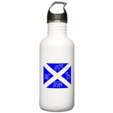 Pictish Scotland Flag #2 Water Bottle