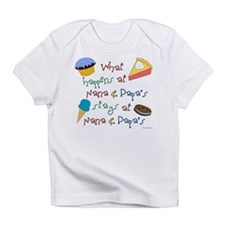 Unique Nana and papa Infant T-Shirt