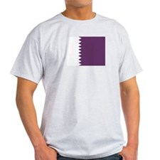Qatar Flag T-Shirt