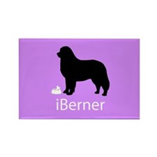 iBerner Rectangle Magnet
