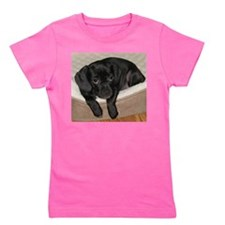 Jewel the Puggle puppy Girl's Tee