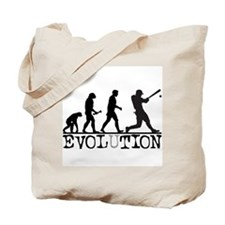 EVOLUTION Baseball Tote Bag