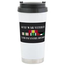 Cute Military veteran Travel Mug