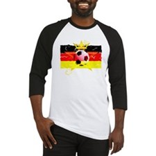 Cute German world cup Baseball Jersey