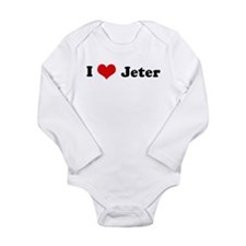 Jeter Body Suit