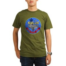 Personalized USS Cora T-Shirt