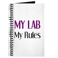 my lab rules Journal