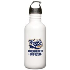 Procurement officer Water Bottle
