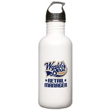 Retail manager Water Bottle